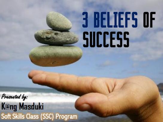3 Beliefes