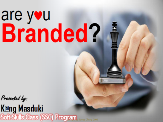Are You Branded